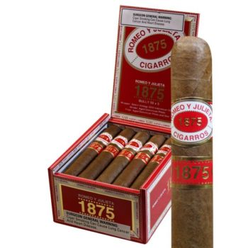 Romeo y Julieta Bully 1875